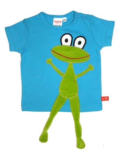turquoise_frog_tshirt_short