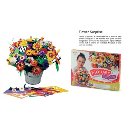 flower-surprise-happy-cube