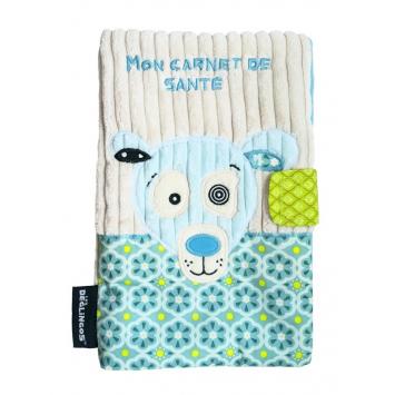 protege-carnet-de-sante-ours-polaire-book-cover-polar-bear
