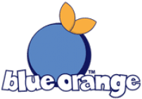 blue orange (logo)